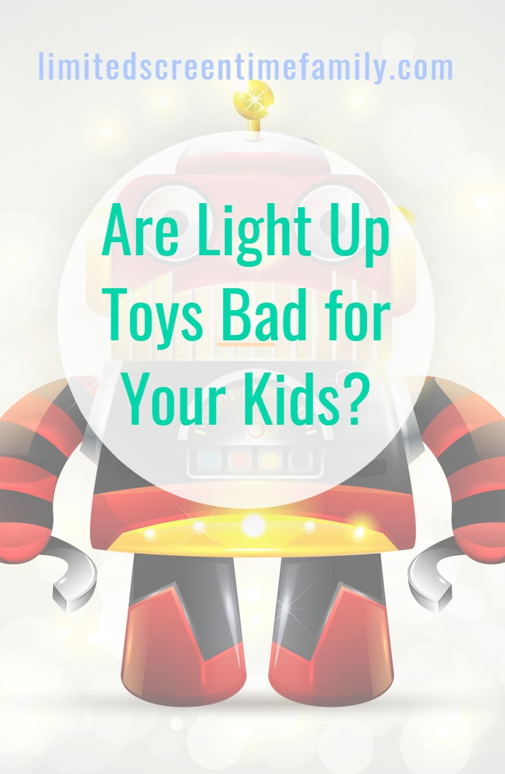 Are Light Up Toys Bad for Babies and Toddlers?